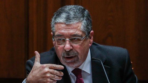 """""""Está numa fase muito adiantada, mas ainda há discordâncias substanciais"""", disse Manuel Machado"""