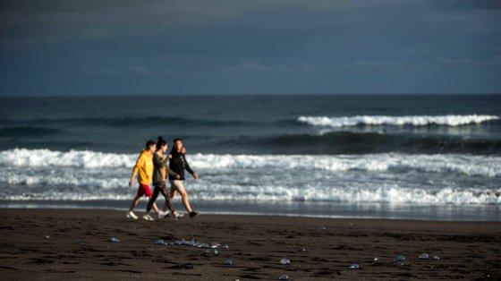 """O candidato disse ainda que a intervenção nas zonas balneares seria uma forma de """"expandir o turismo"""" por todo o concelho"""
