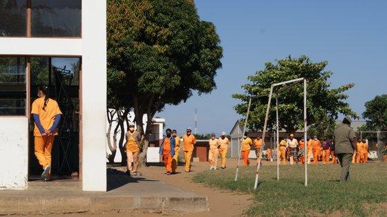 Estabelecimento Penitenciário Especial para Mulheres de Maputo, nos arredores da capital moçambicana