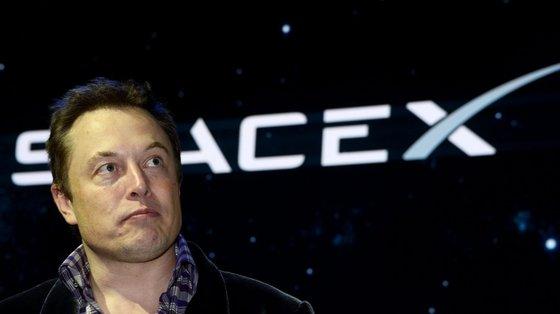 Elon Musk é o responsável pela SpaceX, uma das empresas aeroespaciais mais conhecidas em todo o mundo