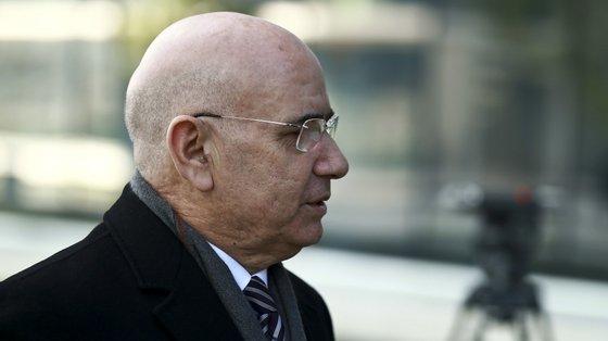 Duarte Lima está a cumprir pena no âmbito do processo BPN/Homeland