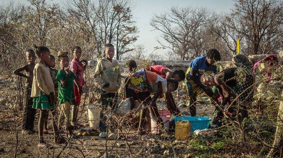 As três províncias mais afetadas pelo problema são o Cunene, a Huíla e o Namibe, segundo o Programa Alimentar Mundial das Nações Unidas