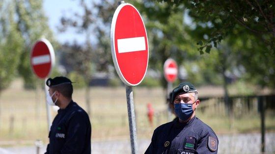 """""""Os profissionais da GNR ainda não receberam o subsídio extraordinário de risco pelo serviço prestado durante a pandemia"""", refere a APG"""