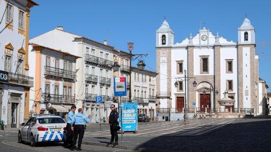 O novo hospital vai ficar situado na periferia da cidade de Évora
