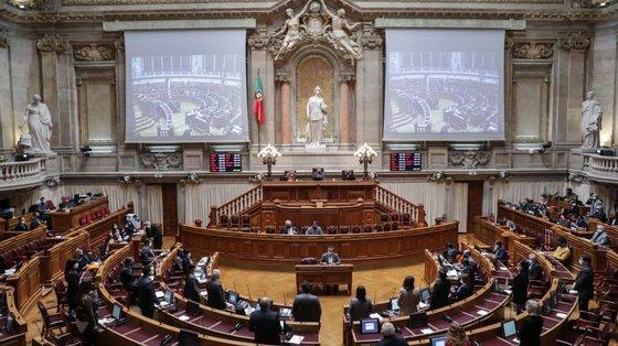 Estudo demonstra desconfiança dos portugueses com o método de eleição dos deputados à Assembleia da República.   TIAGO PETINGA/LUSA