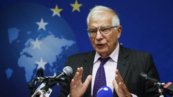 """""""Alguns Estados-membros da UE observaram atividades cibernéticas maliciosas"""" que estão a ser associadas à Rússia"""