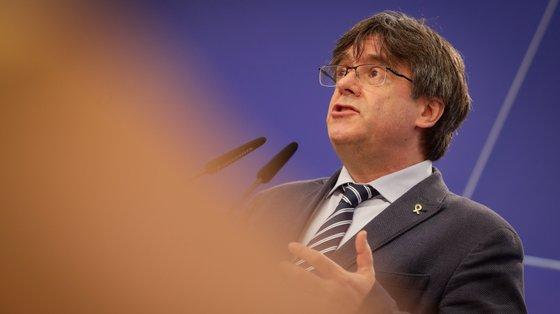 A decisão anterior tinha ficado a dever-se ao recurso que os três eurodeputados do partidoJxCAT tinham apresentado