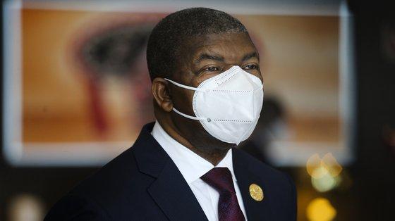 João Lourenço discursou durante uma cerimónia realizada na sexta-feira, na República da Guiné-Conacri