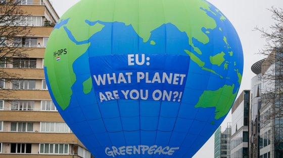"""""""Qualquer uma destas ações foi planeada entre a Quercus e a Greenpeace. Foram sempre ações com grande impacto."""""""