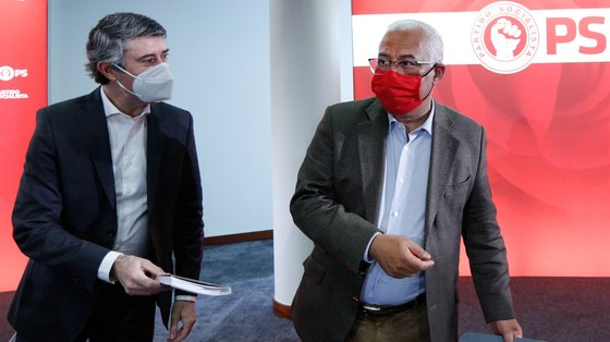José Luís Carneiro apresentou as metas do PS e gracejou com o processo atribulado no Porto (no qual chegou a ser opção)
