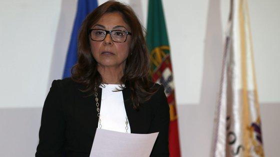 """Ana Paula Martins frisou que, """"numa época dominada pela Covid-19, é preciso voltar a olhar para doenças como a diabetes"""""""