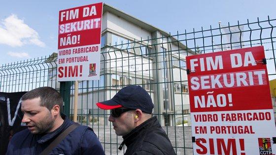 A decisão de encerramento da atividade produtiva da empresa e o consequente despedimento coletivo dos 130 trabalhadores foi anunciada no dia 24 de agosto