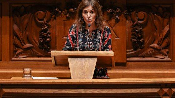 Ana Rita Bessa foi eleita para a Assembleia da República em 2019 pelo círculo de Lisboa