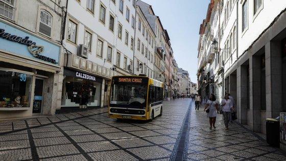 """IL quer tornar Coimbra numa """"cidade modelo na área da habitação"""","""