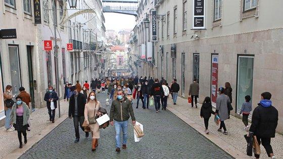 """Victor Silva considera que """"a Baixa e o Chiado, neste momento, são pouco atrativos para os portugueses"""""""
