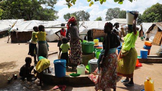 Segundo o PAM, o valor vai permitir ajudar mais de 290 mil pessoas afetadas pela violência armada no norte de Moçambique