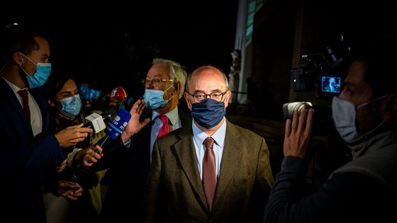 As penas possíveis variam entre os cinco anos e para o ex-diretor da PJ Militar, Luís Vieira e um ano e seis meses para José Costa
