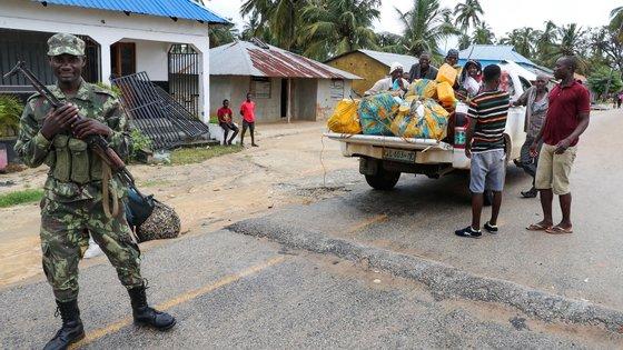 Em Cabo Delgado já se encontra um contingente de mil militares e polícias do Ruanda para a luta contra os grupos armados