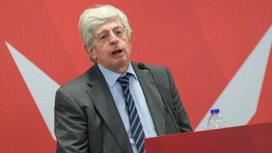 Rui Pereira, antigo ministro da Administração Interna, assumiu o cargo de presidente da Assembleia Geral em outubro e sai nove meses e meio depois