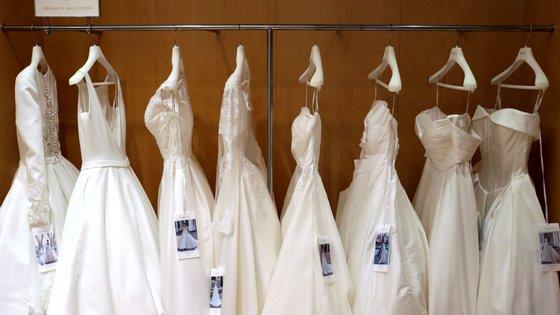 Nos primeiros três meses do ano celebraram-se 1.431 casamentos, menos 2.524 relativamente ao mesmo período de 2020