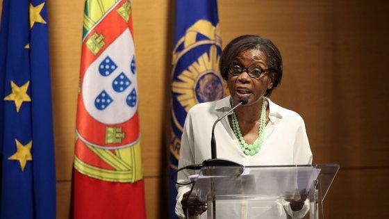 A Ministra da Justiça enumerou vários desafios que a pandemia de Covid-19 colocou