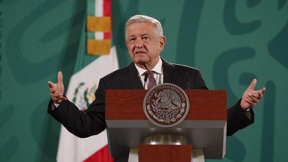 Obrador falava durante a abertura da cimeira da Comunidade de Estados Latino-Americanos e Caribenhos (CELAC)