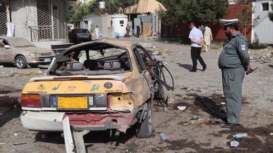 O Conselho de Segurança da ONU também manifestou a sua preocupação com a escalada da violência no Afeganistão na sequência da ofensiva militar lançada pelos Taliban