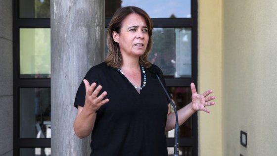 """O primeiro-ministro """"não pode agora estar chocado com aquilo que quis"""", diz Catarina Martins"""
