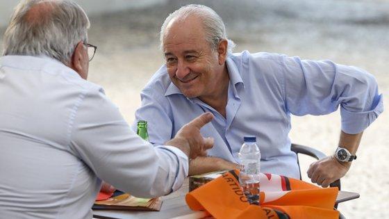 Uma constante no discurso do presidente do PSD foram os ataques a António Costa, que acusou de confundir os papéis de primeiro-ministro e de secretário-geral