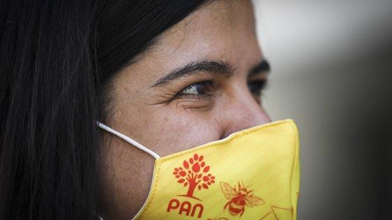 """Para a líder do PAN, a defesa da """"abolição da tauromaquia"""" deve ser acompanhada de uma """"reconversão profissional"""""""