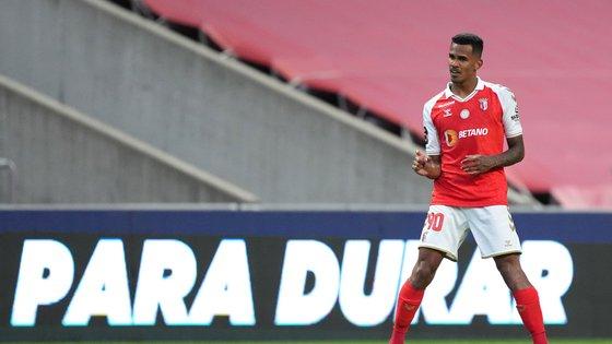 Galeno leva 99 jogos pelo Sporting de Braga