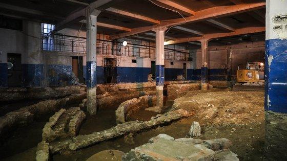"""A Sonae MC prevê """"fazer um espaço museológico"""" no edifício"""