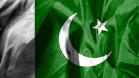 Paquistão é o país com a classificação mais baixa, dos que não se encontram, de momento, em guerra