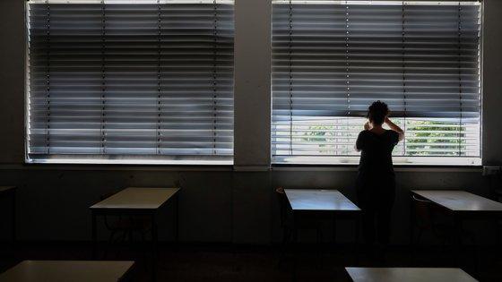 A falta de professores é, por norma, um problema que se repete no início de cada ano letivo