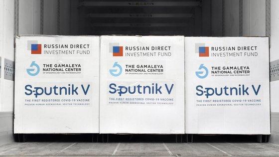 A Sputnik V está sob avaliação da Agência Europeia do Medicamento desde4 de março.