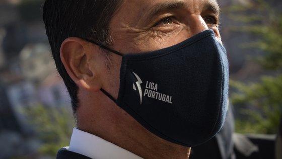 Pedro Proença lembra o trabalho efetuado pela Liga e pelos clubes para chegar a este momento, que na sua opinião poderia ter acontecido mais cedo