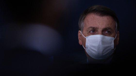 Bolsonaro ainda não foi vacinado e diz que será o último a ser imunizado no país