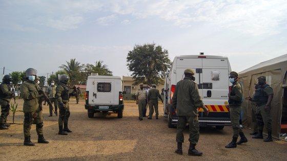 Foi morto próximo da sua casa, no bairro de Intaka, arredores de Maputo
