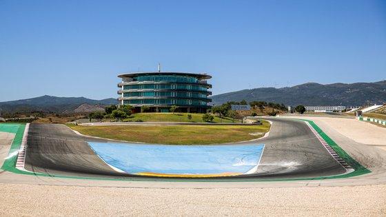 O piloto português Miguel Oliveira venceu o Grande Prémio de Portugal no ano passado.