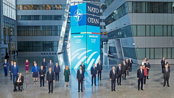 A Presidência da República foi informada pelo ministro da Defesa acerca trabalhos e das conclusões da Cimeira da NATO