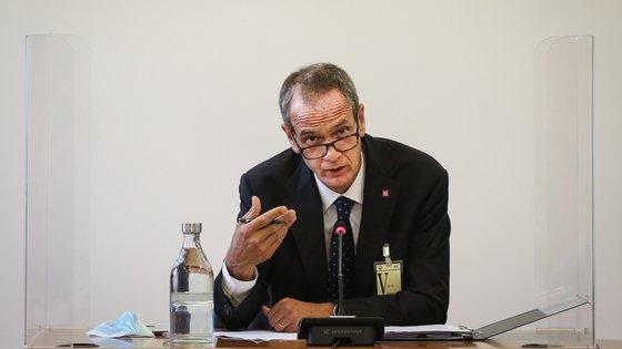 """""""Não passa pela cabeça do BCP fazer qualquer violação do direito, nem chantagem, mas não prescindo de falar olhos nos olhos com os trabalhadores"""", disse Miguel Maya"""