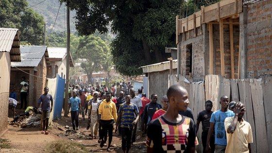 """A ONU """"registou 526 casos de violações e abusos dos direitos humanos e do direito humanitário internacional em todo o país"""""""