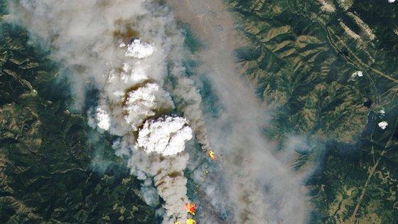 Esta situação levou já os especialistas a alertarem para o perigo das alterações climáticas