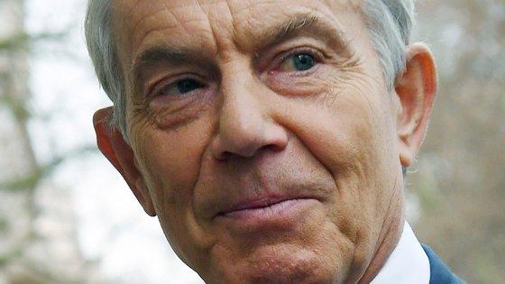 Blair alertou para as consequências do fim do financiamento a energia produzida a partir de gás natural
