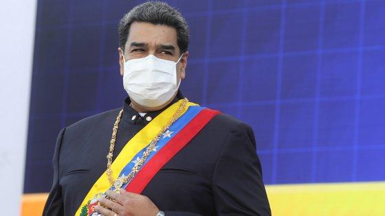 """""""Estão muito bem identificados, com nomes e apelidos"""", frisou Maduro referindo-se aos empresários que responsabiliza pela crise"""