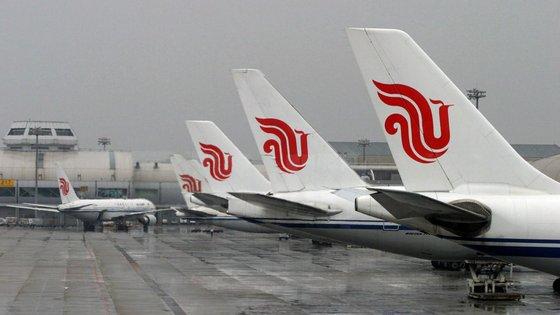 Voo tinha sido suspenso pela Administração de Aviação Civil da China