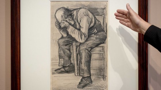 Os especialistas confirmaram que se tratava mesmo de uma nova obra a ser registada no vasto património de Van Gogh