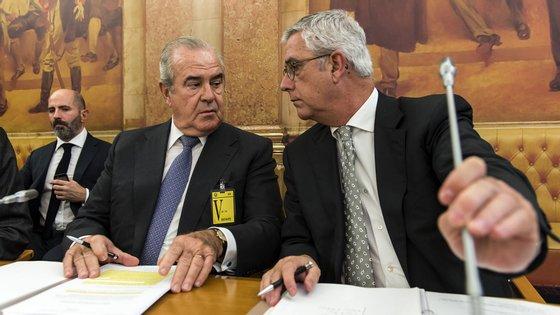 """Quanto à comercialização da dívida, na qual lhe foi imputada uma coima de um milhão de euros, o advogado vincou que José Manuel Espírito Santo """"nada tinha a ver com o retalho"""""""