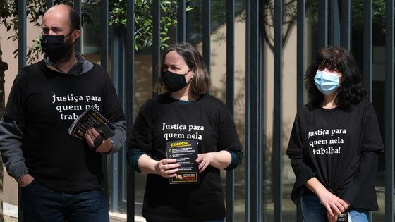 O Sindicato dos Funcionários Judiciais anuncia que vai recorrer da decisão quer para o Tribunal da Relação quer para as instâncias europeias