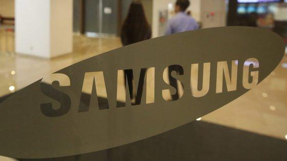 A Samsung também registou um lucro operacional de 12,5 biliões de won (9,2 mil milhões de euros)